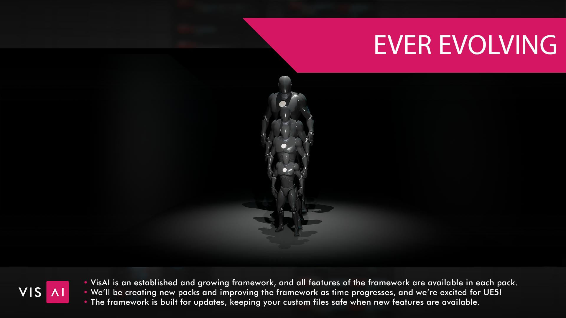6 EVER EVOLVING