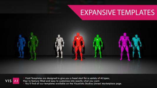 5 EXPANSIVE TEMPLATES